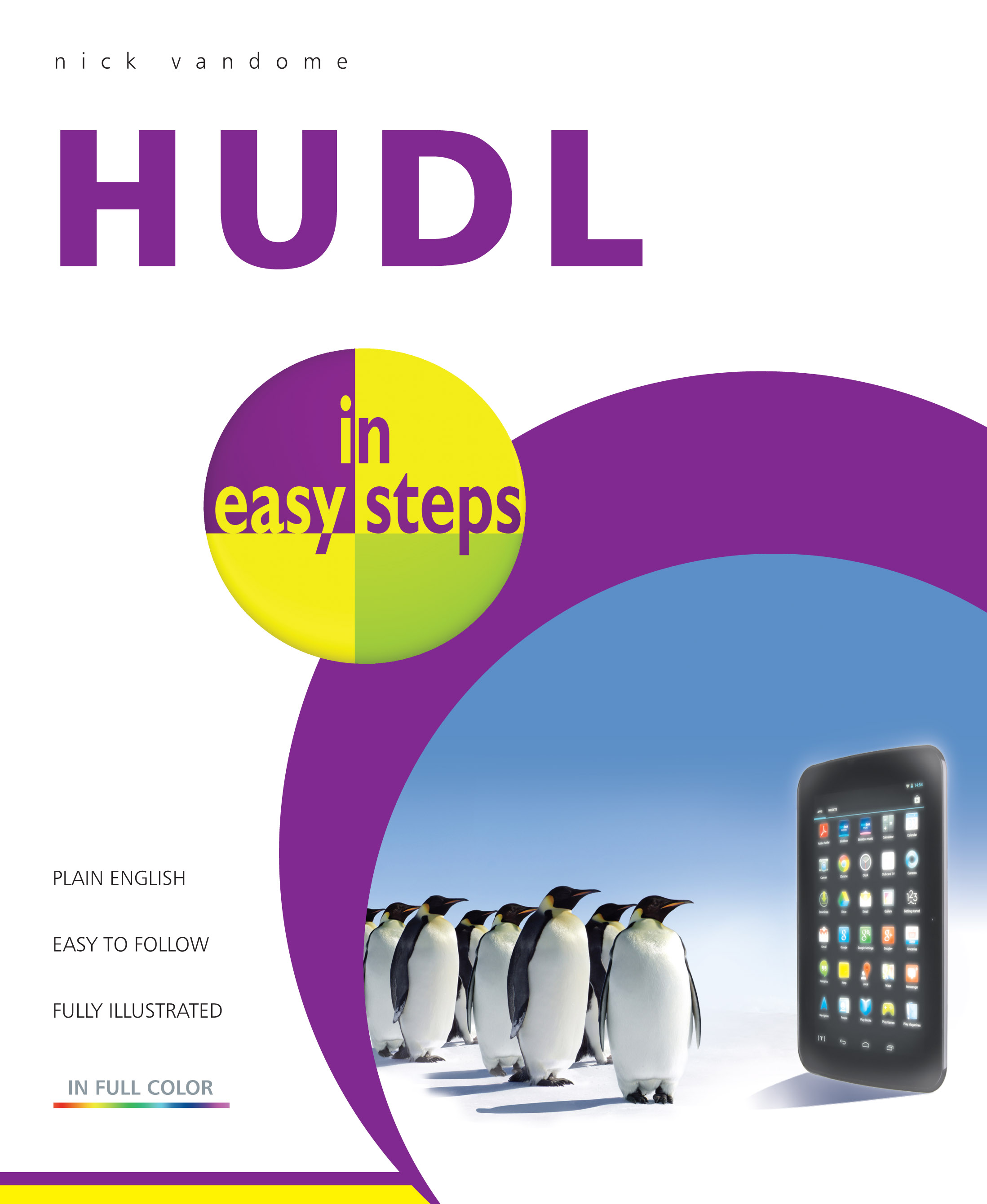 Hudl in easy steps 9781840786316 PDF