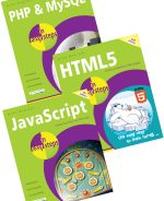 PHP & MySQL in easy steps, HTML5 in easy steps, JavaScript in easy steps – SPECIAL OFFER