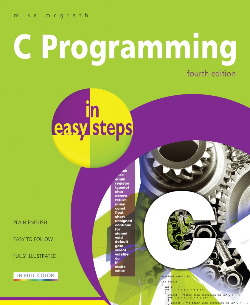 9781840785449 C Programming 4th edition