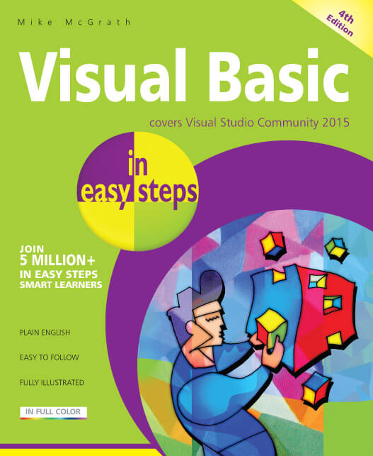 Visual Basic in easy steps, 4th Edition 9781840787016