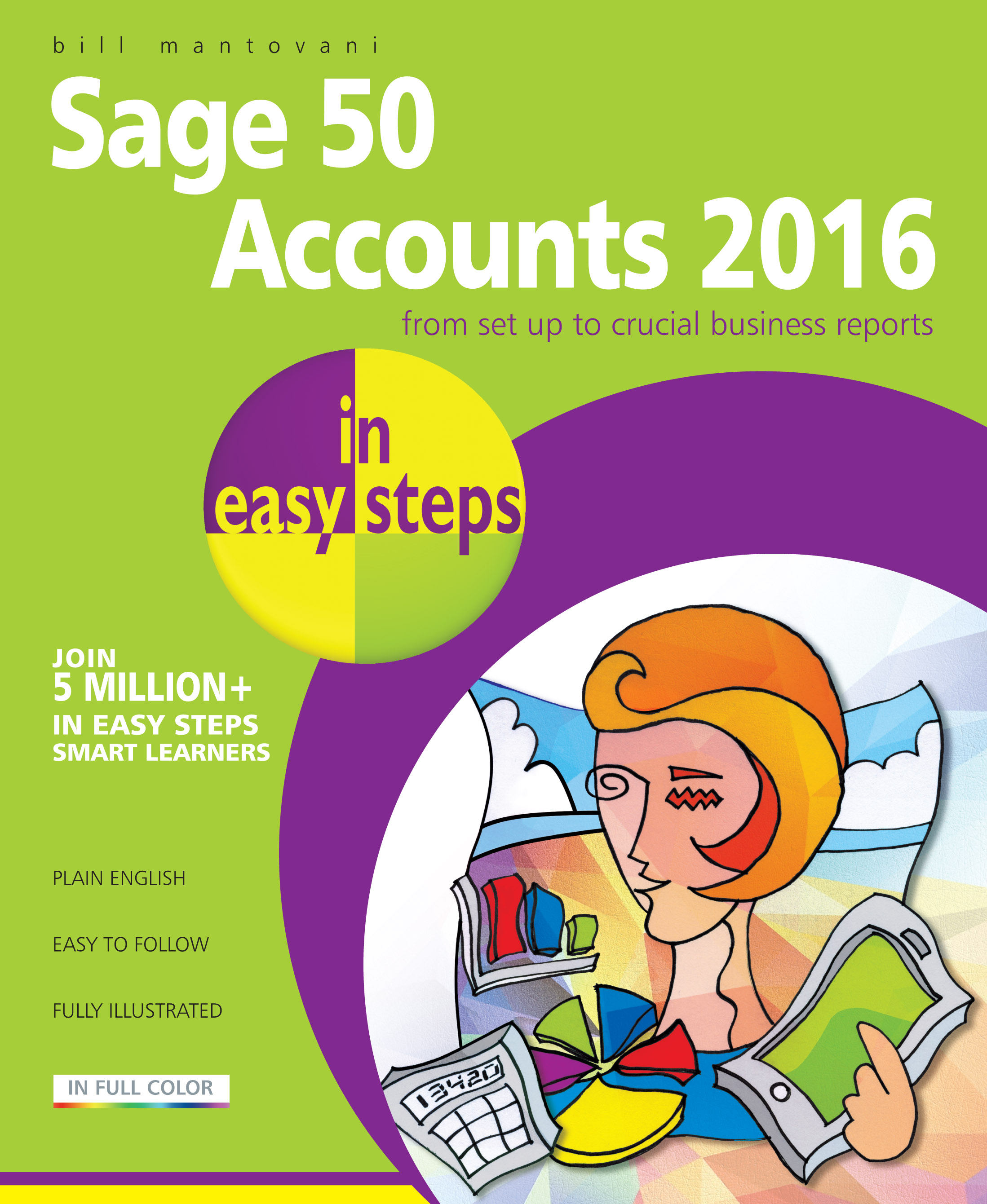 Sage 50 Accounts 2016 in easy steps 9781840787214