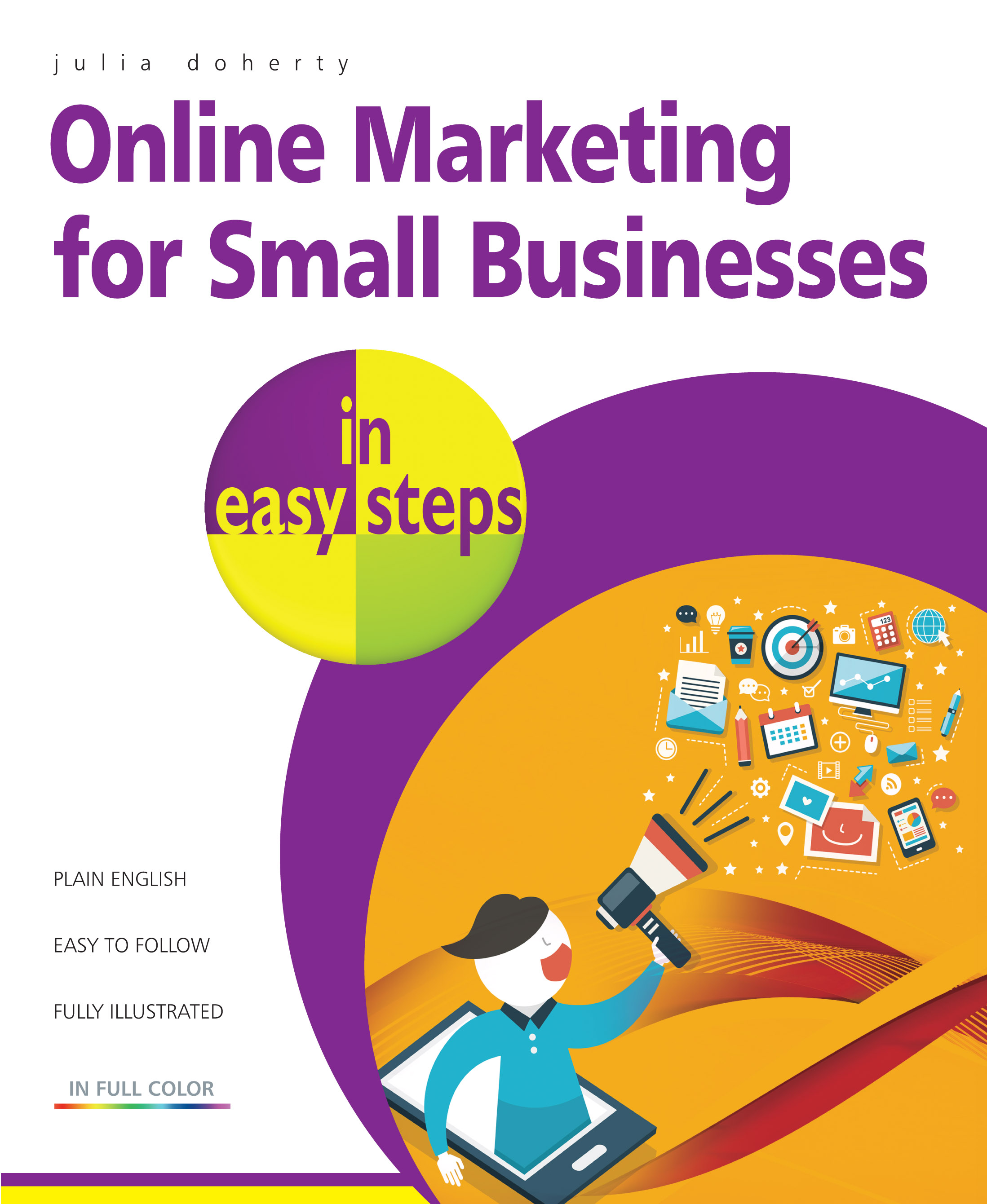 9781840786286 Online Marketing for Small Businesses in easy steps