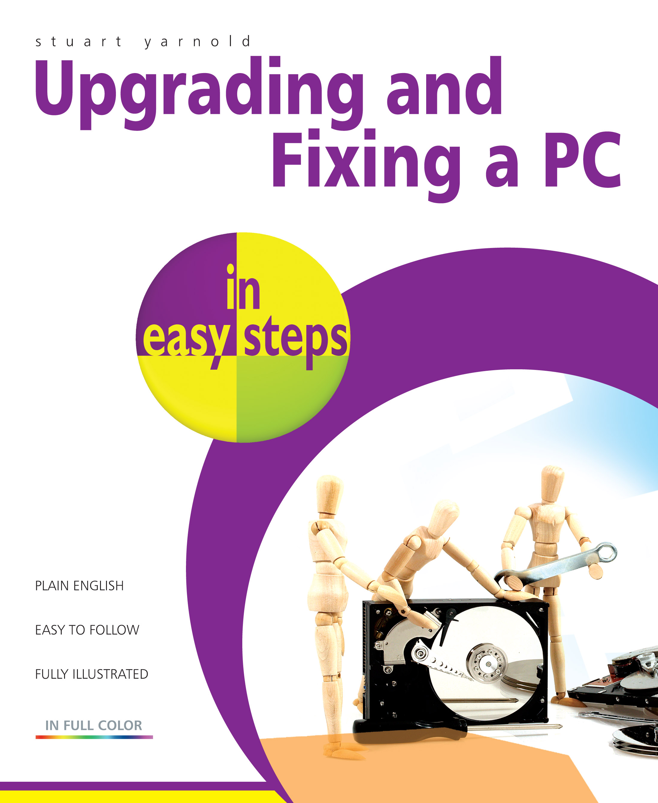 9781840784305 Upgrading and Fixing a PC in easy steps, 3rd edition PDF