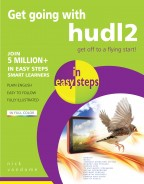 Get going with hudl2 in easy steps