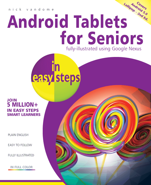 Android Tablets for Seniors in easy steps 2nd Edition PDF