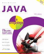 Java in easy steps, 5th edition – covers Java 8 – ebook (PDF)
