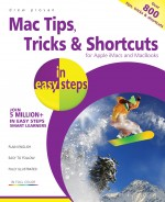 Mac Tips, Tricks & Shortcuts in easy steps, 2nd edition – ebook (PDF)