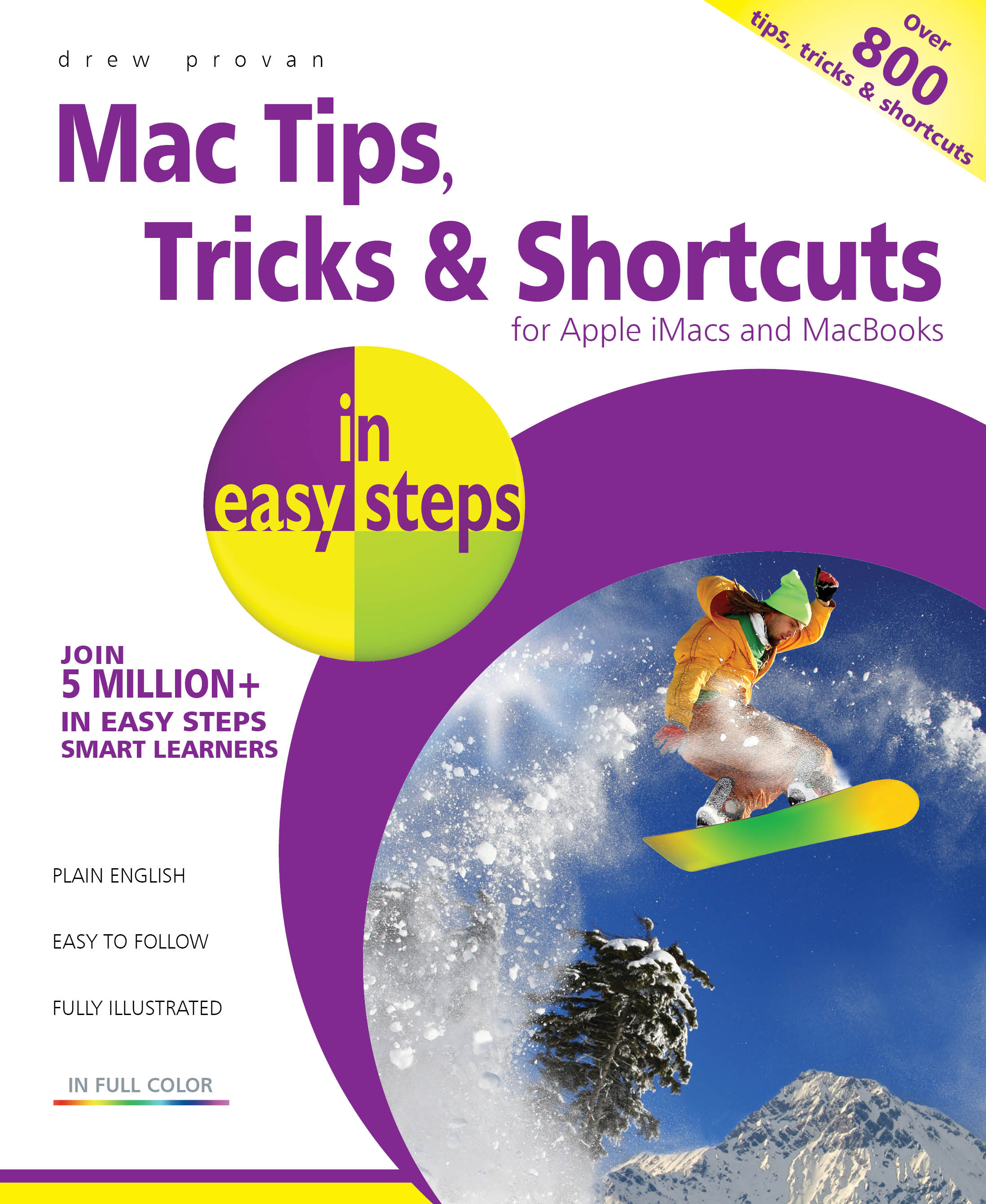 Mac Tips Tricks & Shortcuts in easy steps, 2nd edition - PDF