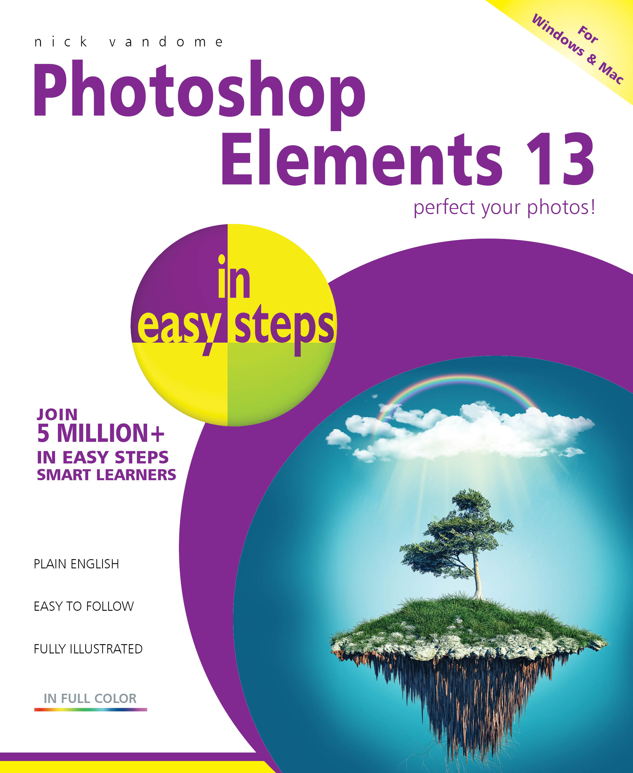 Photoshop Elements 13 in easy steps PDF