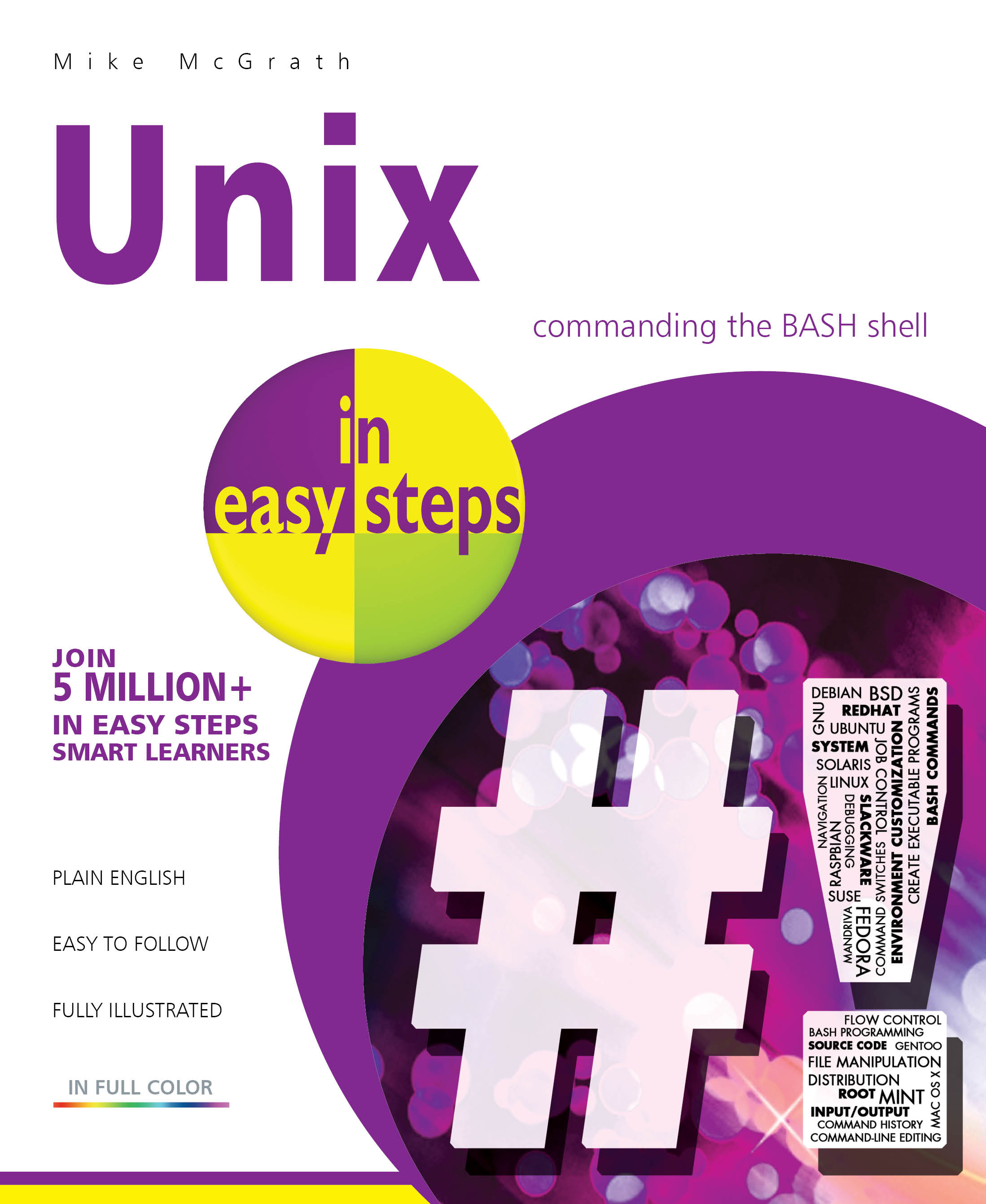 Unix in easy steps PDF