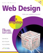 Web Design in easy steps, 6th edition – ebook (PDF)