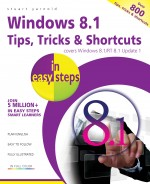 Windows 8.1 Tips, Tricks & Shortcuts in easy steps – ebook (PDF)