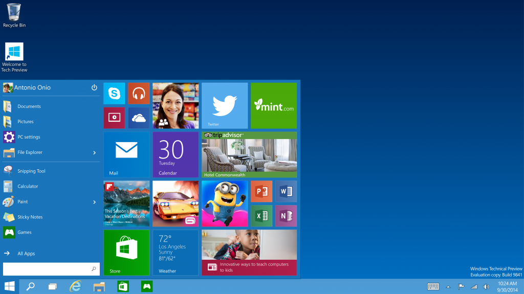 How to obtain Windows 10 - in easy steps