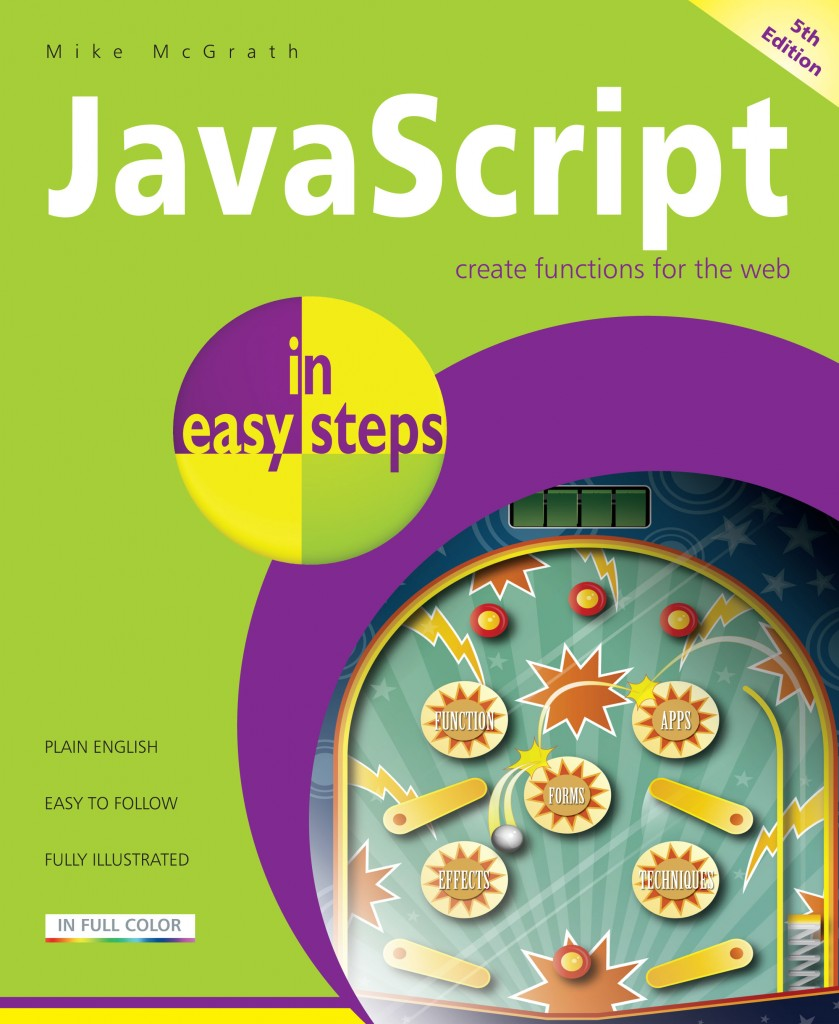 9781840785708 JavaScript 5th Ed