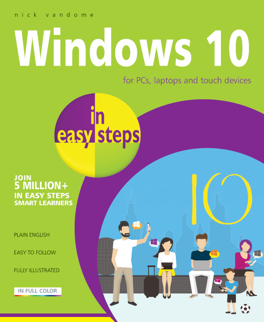 Windows 10 in easy steps 9781840786439