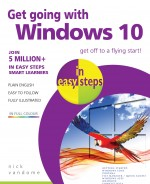 Get going with Windows 10 in easy steps – ebook (PDF)