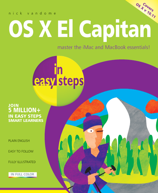 OS X El Capitan in easy steps 9781840786958