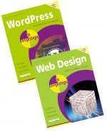 WordPress in easy steps, 2nd edition, and Web Design in easy steps, 6th Edition – SPECIAL OFFER