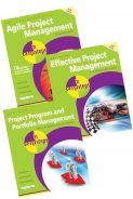 Agile Project Management in easy steps, Effective Project Management in easy steps, and Project Program & Portfolio Management in easy steps – SPECIAL OFFER
