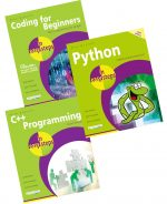 Coding for Beginners in easy steps, Python in easy steps, and C++ Programming in easy steps – SPECIAL OFFER