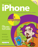 iPhone in easy steps, 6th edition – covers iOS 9