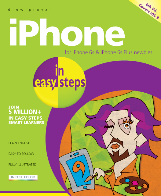 iPhone in easy steps, 6th edition 9781840787078