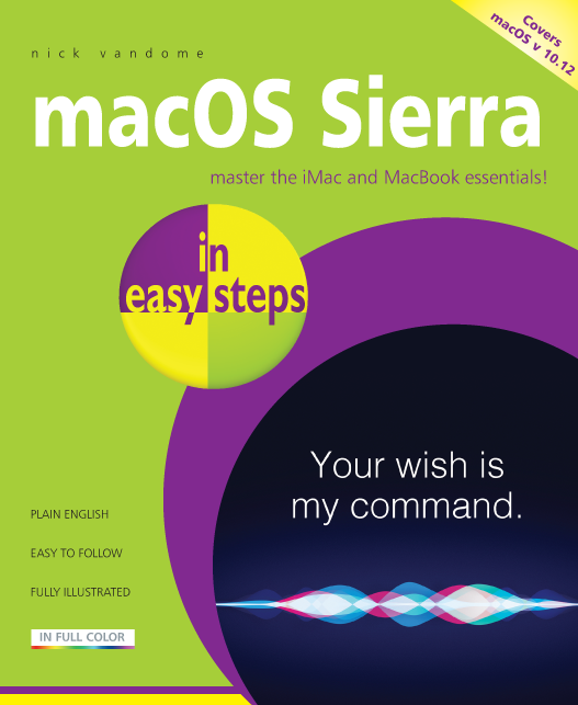 macOS Sierra in easy steps 9781840787443