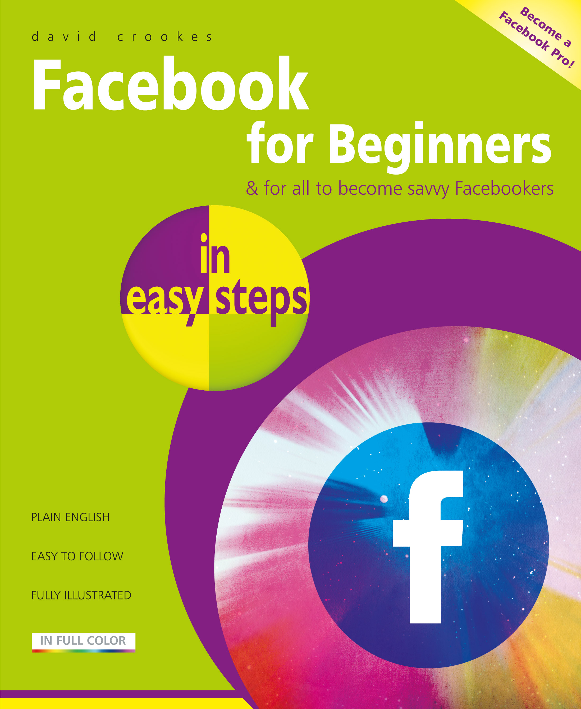 Facebook for Beginners in easy steps 9781840787795