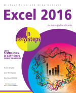 Excel 2016 in easy steps – ebook (PDF)