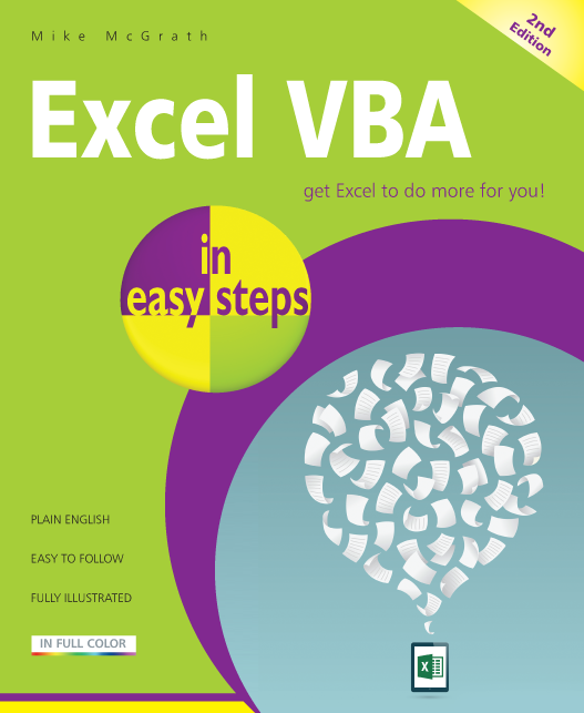 Excel VBA in easy steps, 2nd Ed 9781840787375