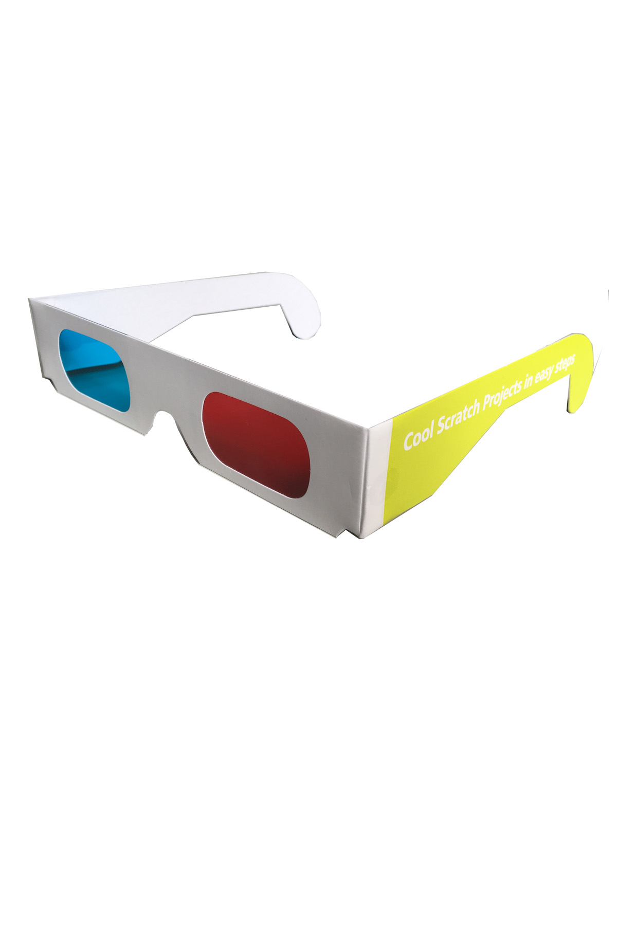 In Easy Steps 3D glasses