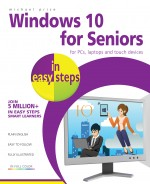 Windows 10 for Seniors in easy steps – ebook (PDF)