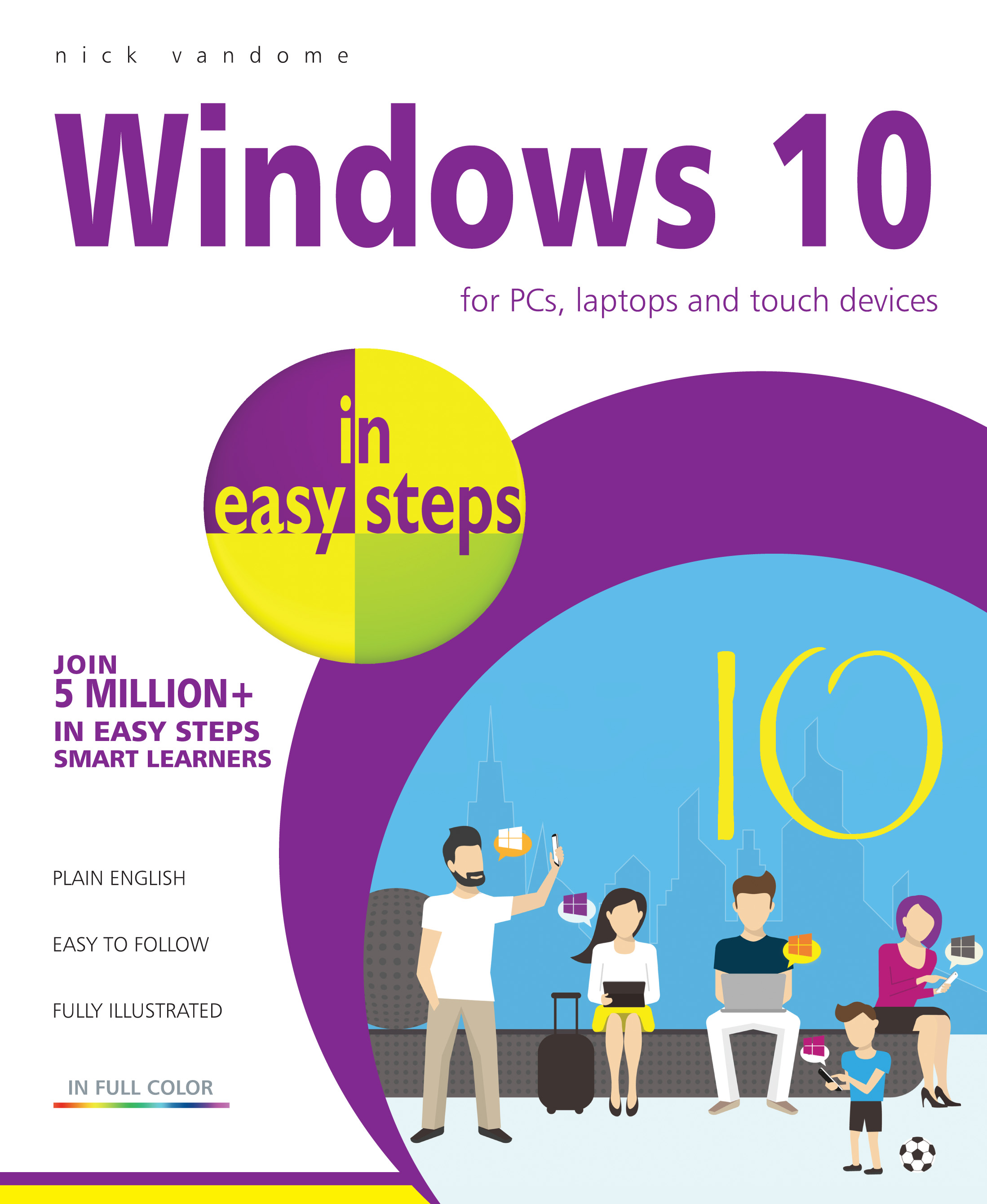 Windows 10 in easy steps 9781840786439 PDF