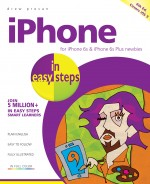 iPhone in easy steps, 6th edition – covers iOS 9 – ebook (PDF)