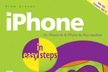 New Apple titles from In Easy Steps