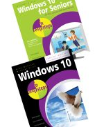 Windows 10 for Seniors in easy steps 2nd edition and Windows 10 in easy steps, Special Edition – SPECIAL OFFER