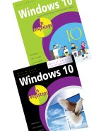 Windows 10 in easy steps, 2nd Ed  and Windows 10 in easy steps, Special Edition – SPECIAL OFFER