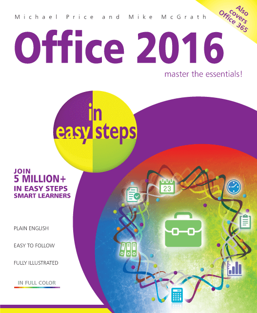 Office 2016 in easy steps PDF 9781840786507