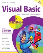 Visual Basic in easy steps, 4th edition – ebook (PDF)