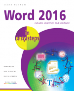 Word 2016 in easy steps – ebook (PDF)