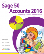 Sage 50 Accounts 2016 in easy steps – ebook (PDF)