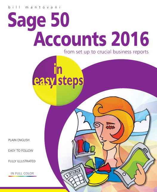 Sage 50 Accounts 2016 in easy steps PDF