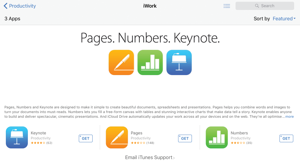 In Easy Steps Productivity on the iPad - iWork Apps - In Easy Steps