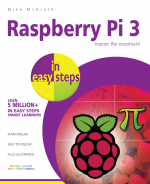 Raspberry Pi 3 in easy steps – ebook (PDF)