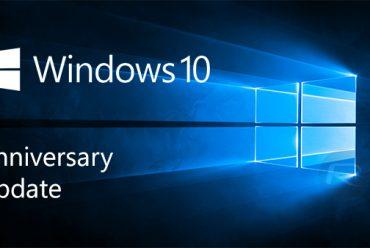 Windows 10 Anniversary Update – the lowdown!