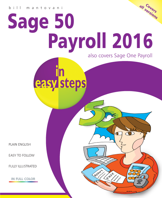 Sage 50 Payroll 2016 in easy steps ebook PDF 9781840787177