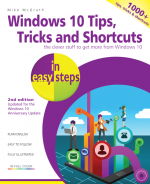 Windows 10 Tips, Tricks & Shortcuts in easy steps, 2nd Edition – ebook (PDF)