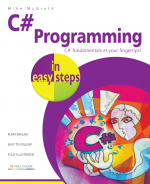 C# Programming in easy steps – ebook (PDF)