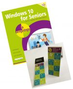 Windows 10 for Seniors in easy steps, 3rd edition – plus FREE Windows bookmark