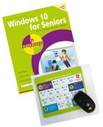 Windows 10 for Seniors in easy steps, 3rd edition plus FREE Windows mouse mat
